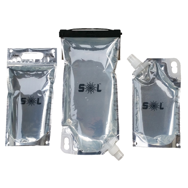 f242cccb3b SOL bags are designed for SOLar disinfection of water ...